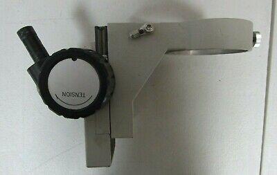Nikon Microscope E-arm Head Holder 75mm Head Opening