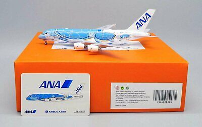 "EW4388006 - JC Wings 1/400 ANA Airbus A380 ""Flying Honu - Lani"" - JA381A"