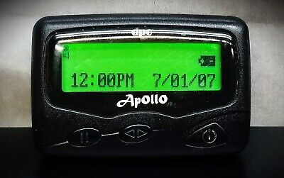 Apollo 924 Replacement OEM Beeper Pager DPC with