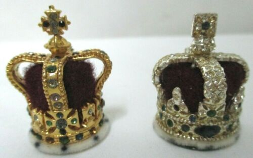 Miniature Crown Collection St. Edward