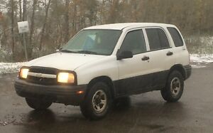 2003 Chevy Tracker LX 4x4
