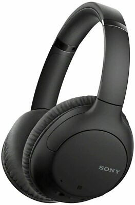 Sony WH-CH710N/B Wireless Bluetooth Noise Cancelling Over the Ear Headphones