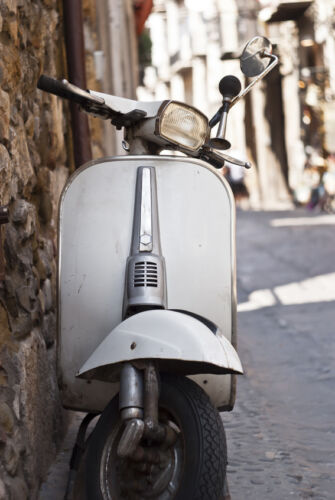 How to Update Your Classic Lambretta With Aftermarket Parts