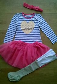 New with tags. 4 piece set 2-3 years. (2 available)