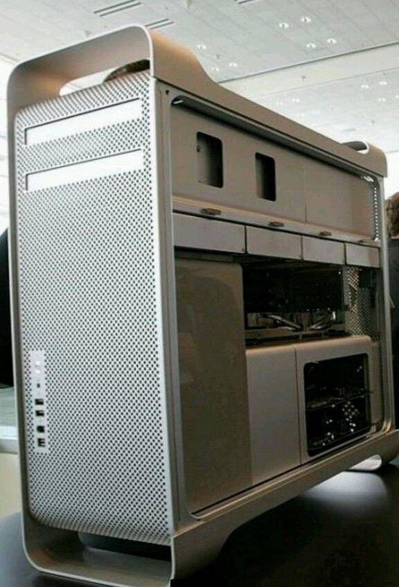 Mac pro desktop