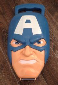 Captain America Storage Carry Case