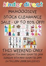 CLEARENCE UP TO 80% OFF ALL ITEMS Baldivis Rockingham Area Preview