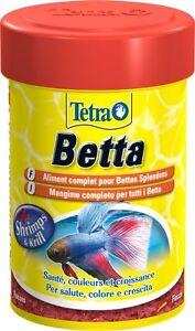 Nourriture tetra betta combattant 85 ml ebay for Nourriture combattant