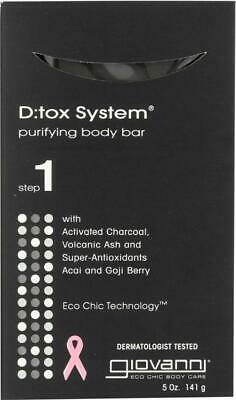 Giovanni Hair Care Products-Detox System Purifying Body Bar, Pack of 4 ( 5.3 ... Giovanni Hair Care Systems