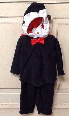 NWT $40, Carter's 3-PC Baby Boy Fleece Little Dracula Halloween Costume 6-9M - Little Boy Halloween Costume