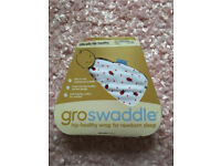 Groswaddle blanket