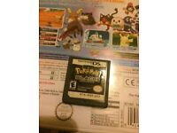 Pokemon Black DS game