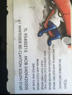 ROADWORTHY CERTIFICATES AT AFFORDABLE PRICES Clayton South Kingston Area Preview