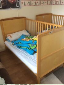 Kiddicare Somerset cot/bed