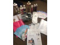 Spray tanning machine /equipment/ business