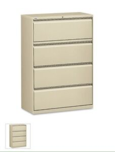 Large 5 drawer filing cabinets