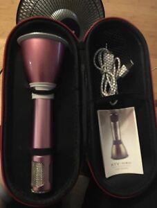 Bluetooth Speaker Microphone KTV K068 Pink