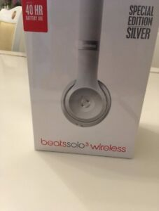 Selling Silver Beats Solo 3