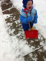 Calgary & Area snow and ice removal - residential only