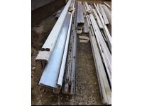 Old conservatory roof bars