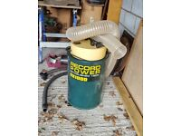 Dust extractor Record DX1000 woodwork