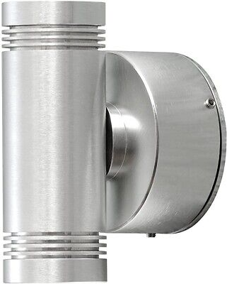 Konstsmide 7929-310 Monza LED Outdoor Wall Light With Double Light Cone