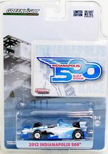2012 Indianapolis 500 Event Car IZOD IndyCar 1:64 Scale Diecast Greenlight 10680