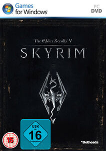 The Elder Scrolls V 5: Skyrim *** PC Spiel *** DVD + Key *** NEU OVP deutsch