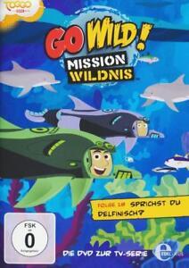 Go Wild! Mission Wildnis - Folge 18: Sprichst du delfinisch? - Vince Com ... /0