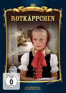CAPERUCITA-ROJA-Marchen-Clasicos-1954-DVD-BRD-Nuevo