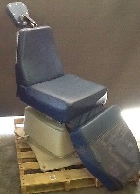 Reliance Haag-street Company 219 Dmi Blue Dental Chair See Listing