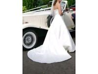 Alfred angelo wedding dress style 1139 size 12,-13