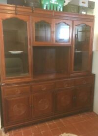 Chinese Rosewood Dresser
