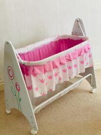 Baby Cradle excellent condition