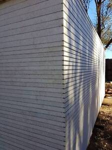 Sandwich panels EPS / Coolroom top grade 0.5 steel 50mm / 75mm Vineyard Hawkesbury Area Preview