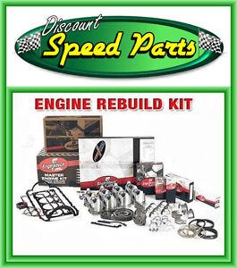 Enginetech Engine Master Rebuild Kit 1969-85 Mercruiser GM Chevy Marine 350 5.7L