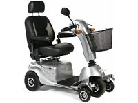 New Quingo plus - 8mph - 5 wheel mobility scooter