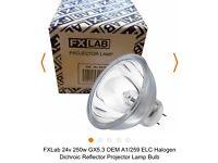 I have 100 bnib 24v 240w bulbs for disco lights ect