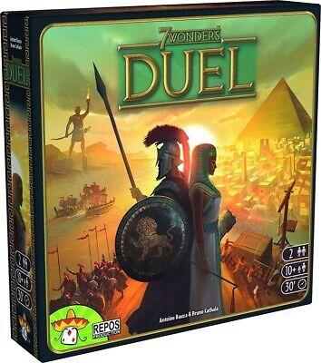 7 Wonders DUEL Board Game 2 Palyers