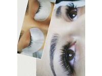 Eyebrows microblading and Eyelash extensions. Mobile cosmetologist in all London.