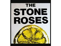 Stone roses tickets at Wembley 17th June 2017