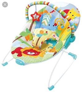 Bright starts baby chair bouncer/chaise Bebe