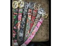 Gucci belts brand new with full gift box and dustbag