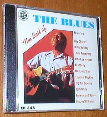 The Best of The Blues~Leadbelly, Josh White, etc.. - Brand New CD with 20