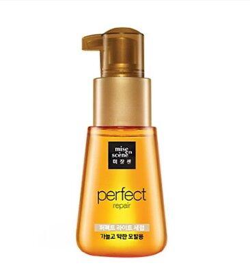 Mise en scene Light Hair Serum 70 ml Recover Shinning & Elastine Amore Percific