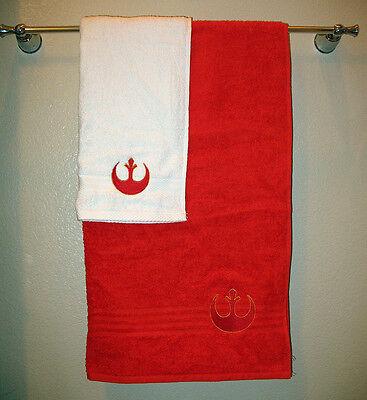 Star Wars Hand & Bath Towel set, Rebel, Rebellion