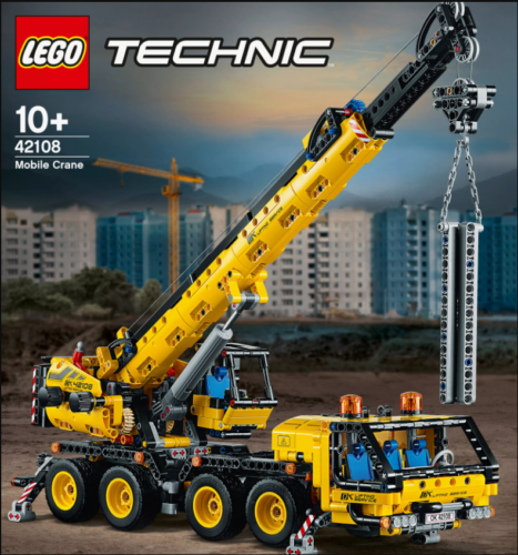 LEGO® Technik 42108 Kran-LKW - NEU & OVP