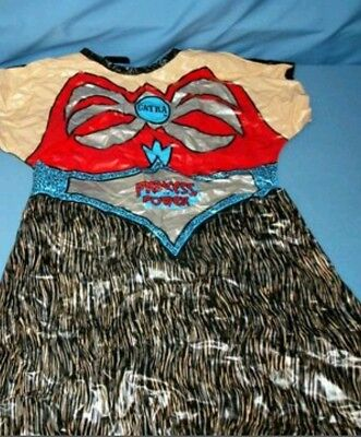 VTG 1984 Ben Cooper Costume Cat Ra  She-ra Masters Of The Universe   Halloween  - Master Of The Universe Halloween Costume