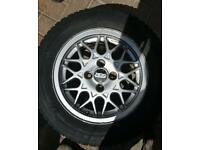 BBS Alloy wheels x4