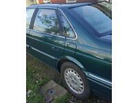 Green Rover 825 model 1998